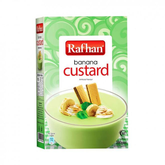 Rafhan Custard Banana 285 GM