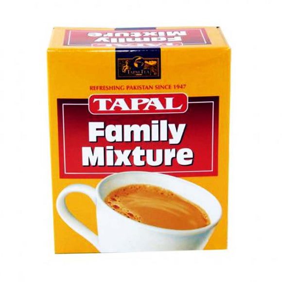 Tapal Tea Family Mixture Hard Pack 190 GM