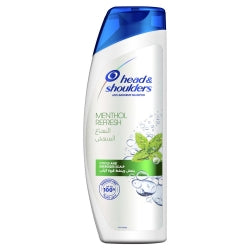 Head & Shoulders Shampoo Menthol 185ml (4766300110933)