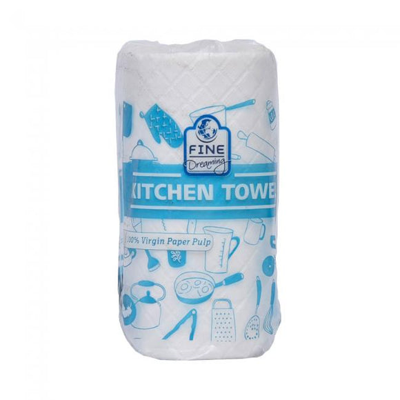Fine Dreaming Tissue Kitchen Roll 170 GM (4736170459221)