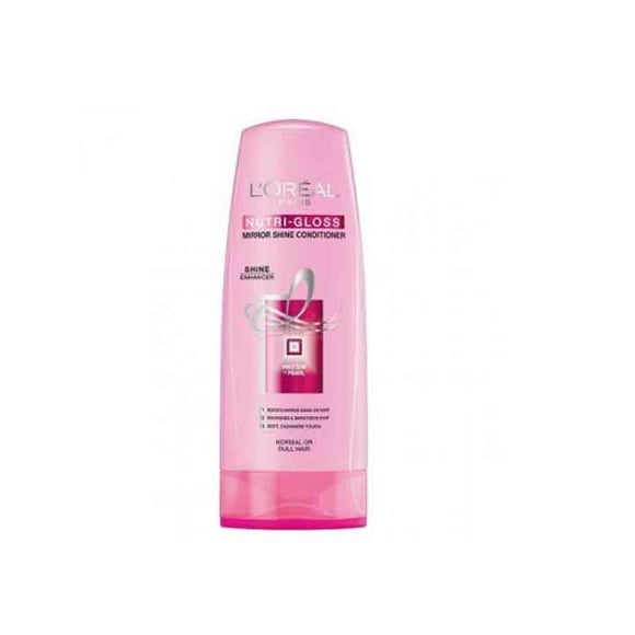 Loreal Paris Nutri Gloss Conditioner 175 ML (Pak)
