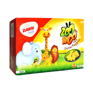 Dawn Chicken Nuggets Zoo Woo - 270gm (4611846766677)