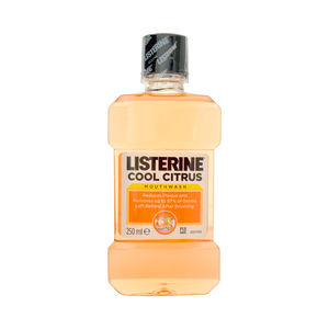 Listerine - Listerine Cool Citrus Mouth Wash - 250ml