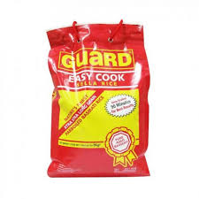Super Guard Easy Cook Sella Rice 5 KG (4735443894357)