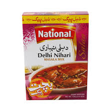 National Delhi Nehari 130 GM (4736255721557)