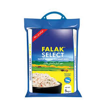 Falak Rice Select  Super Kernel 5KG (4735444156501)