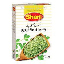 Shan Qasuri Methi Leaves 25g (4736255295573)