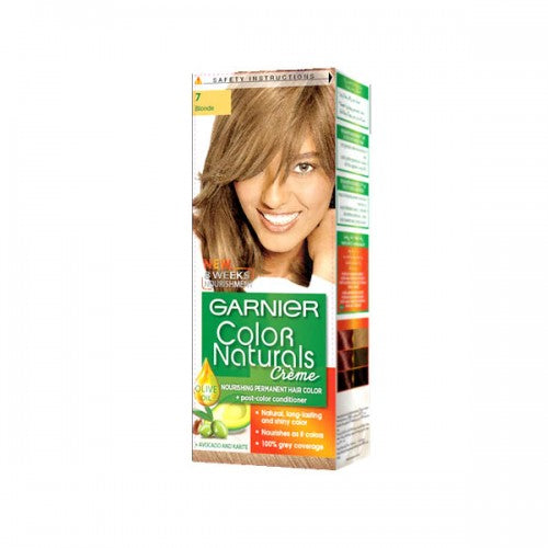Garnier Color Naturals Hair Color 7 Tube 40ml