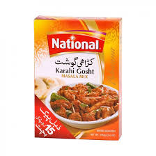 National Karahi Gosht Masala 100 GM