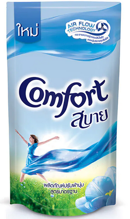 Comfort Fabric Conditioner Relaxing 580ml (Imported) (4631246602325)