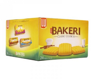 Pack of 24 LU Bakeri Classic Ticky Pack