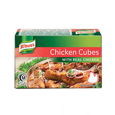 Knorr Chicken Cubes 18 GM (4736270401621)