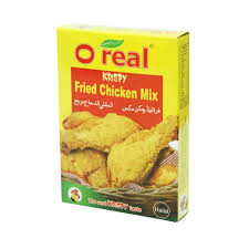 O'real Krispy Fried Chicken Mix 135 GM (4736273285205)