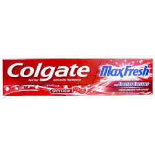 Colgate Tooth Paste Max Fresh Red 125GM (4737620050005)