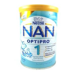 Nestle - Nestle NanGrow Optipro 1 Growing-up Formula (1 Year Onwards) - 400gm (4611839492181)