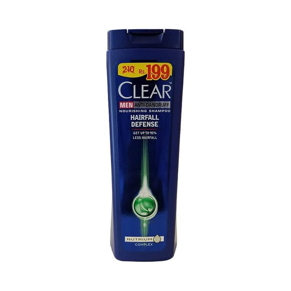 Clear Hairfall Defense Nourishing Shampoo 200ml (4611974496341)