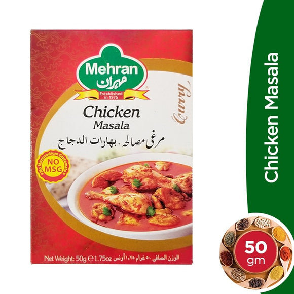 Mehran Chicken Masala 50gm (4613055119445)