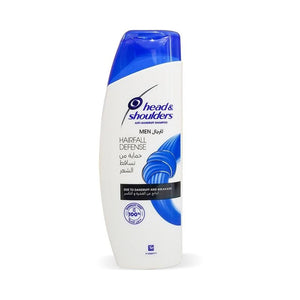 Head & Shoulders Hairfall Defense Men Shampoo 185ml (4611967877205)