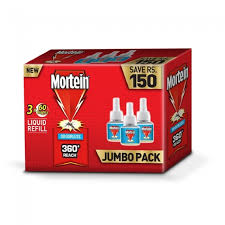 Mortein 180 Nights Odourless Refills (4737402110037)