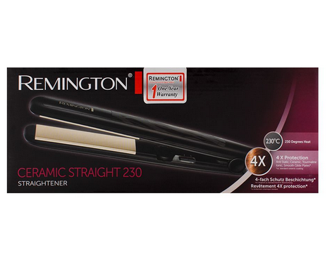 Remington Ceramic Slim 230 Hair Straightener S-3500 (4824419795029)