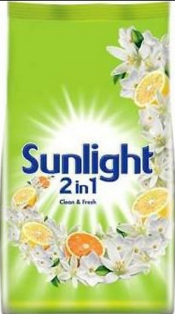 Sunlight Detergent Green Powder 950 GM (4736723615829)