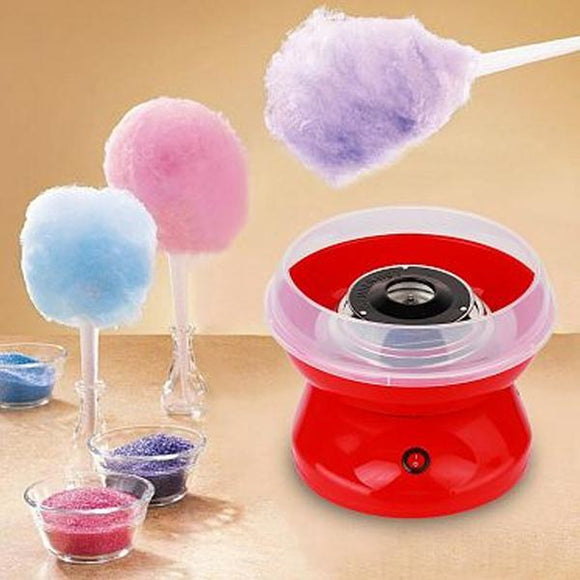Cotton Candy machine Childrens Household Mini Electric Cotton Candy Maker Random Color (4718191542357)