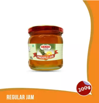 Ahmed Pineapple Jam 200gm