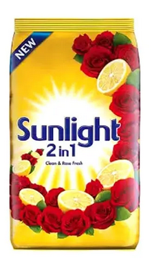 Sunlight Clean and Rose Fresh 2 in 1 850gm (4614405357653)