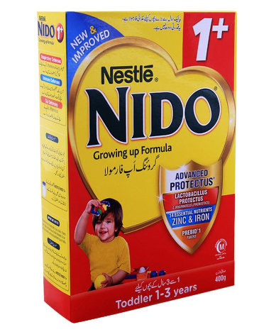 Nestle Nido 1+ 400 GM (4734980030549)