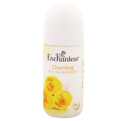 Enchanteur Roll On Deodorant Charming 50Ml