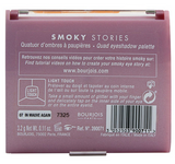 Bourjois Smoky Stories Quad Eyeshadow Palette 07 In Mauve Again (IMPORTED) (4761520078933)