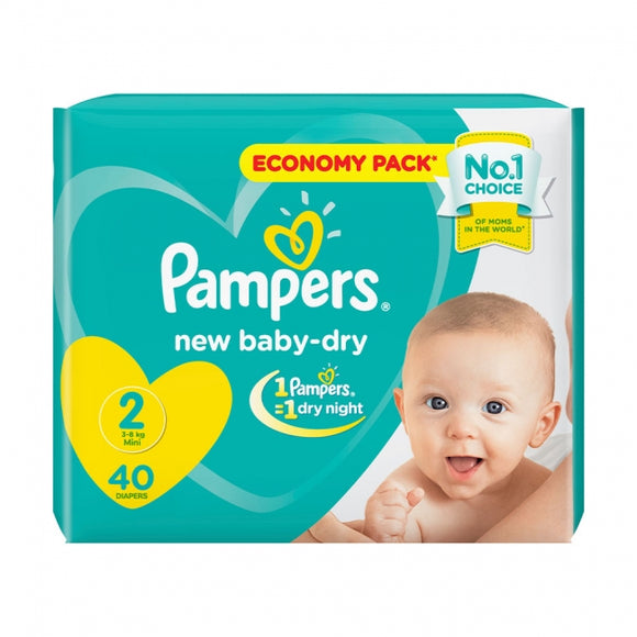 Pampers Economy Pack Size 2