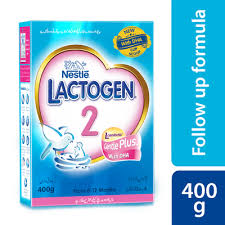 Nestle Lactogen 2 400 GM