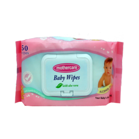 Mother Care Baby Wipes 80s (4749041500245)