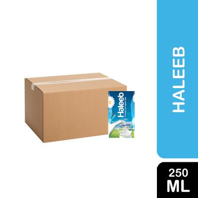 Haleeb Premium Milk 250ml 27 Packs (4611862036565)