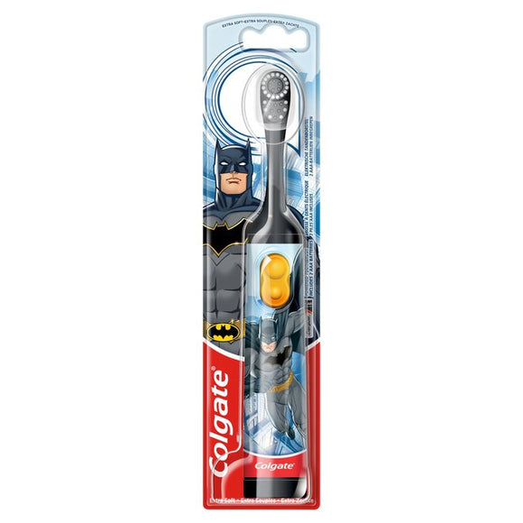 COLGATE TOOTHBRUSH BATMAN 6+YEARS