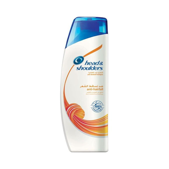 Head & Shoulders Anti Hair Fall Shampoo 400ml (4611968008277)