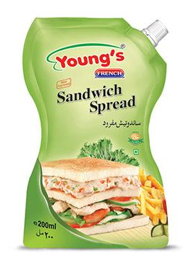 Young's Sandwich Spread 200 ML (4736281804885)