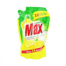 Max Dish Wash Liquid Pouch 450ML (4736709689429)