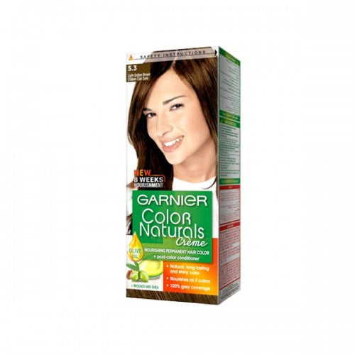 Garnier Color Naturals Hair Color 5.3 Tube 40ml