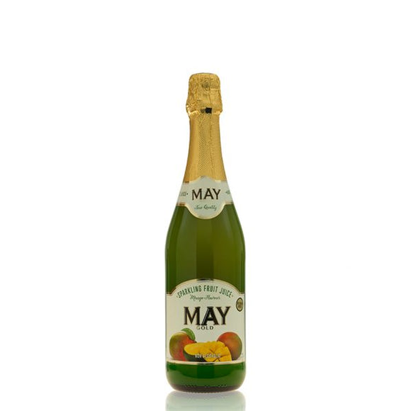 May Sparkling Fruit Juice 750ml Fruit Mango (4648516288597)