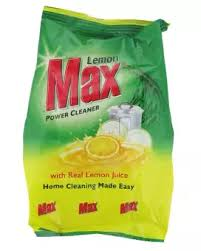 Max Lemon Dishwash Pouch 900 GM
