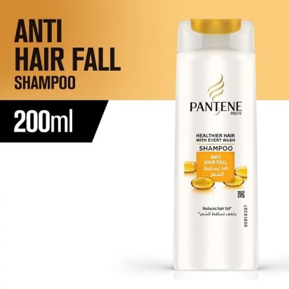 Pantene Anti-Hairfall Shampoo 200ml (4611962142805)