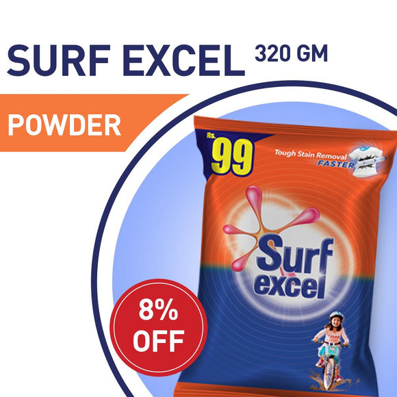 Surf Excel Washing Powder 320gm