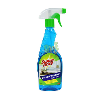 Scotch Brite Glass & Window Cleaner 500ml