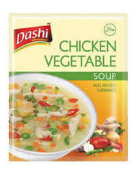 Dashi Chicken Vegetable Soup 53 gm (4741392072789)