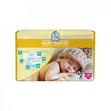 Fine Dreaming Happy Baby Diaper Small 40 PCS