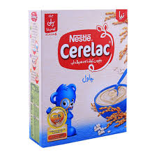 Nestle Cerelac Rice 175 GM (4735341068373)