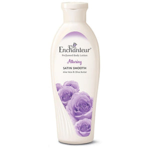 Enchanteur Alluring Satin Smooth Perfumed Body Lotion 250ml
