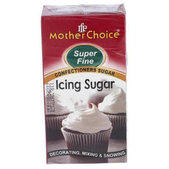 Mother Choice Super Fine Icing Sugar 300g